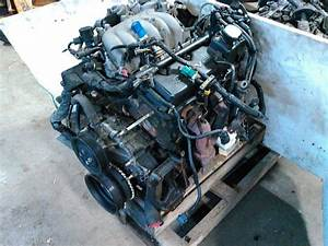 96 97 Ford Taurus Engine 3 0l Vin U 8th Digit Ohv Vulcan