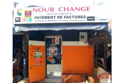 bureau de change d argent nour change bureaux de change
