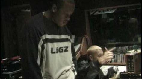 Eminem Curtains Up Skit by Eminem Mockingbird Eminem Wiki Fandom