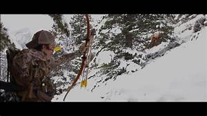 Bow Hunting Elk with recurve Self bow - Clay Hayes on ...