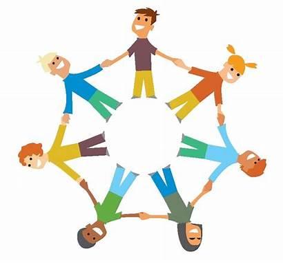 Diversity Cultural Clipart Unity Cliparts Different Clip
