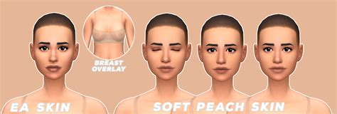 Lana Cc Finds Mohkii Soft Peach Skinblend By Mohkii