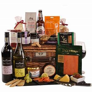 CORPORATE GIFT GIVING THIS CHRISTMAS WITH SCOTTISH HAMPERS
