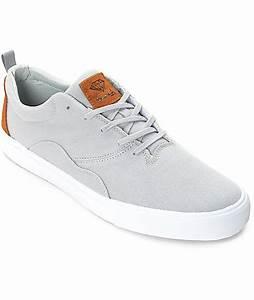 Diamond Supply Co. Lafayette Grey, Brown & White Skate ...
