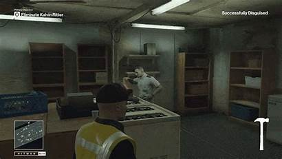 Hitman Weapons Cook Kill Lethal Melee Sorry