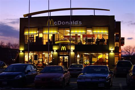story mcdonalds  coming  oklahoma city