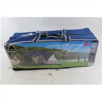 2 Room Tent With Porch by Greatland 2 Room Dome Tent With Screen Porch Up To 8