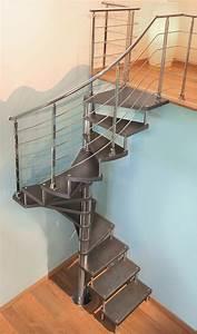 Echelle D Escalier : escalier h lico dal marches en bois d couvrez les ~ Premium-room.com Idées de Décoration