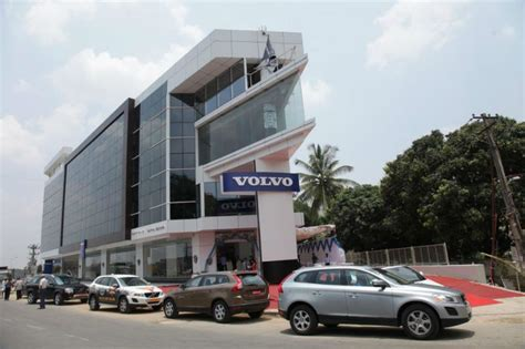 Volvo Cars Opens Its First Showroom In Bangalore
