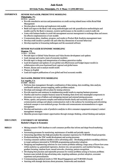 Modeling Resume by Manager Modeling Resume Sles Velvet