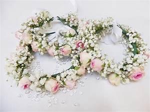 Couronne Fleur Cheveux Mariage : comment bien choisir sa coiffure de mariage fleuriste bordeaux ~ Melissatoandfro.com Idées de Décoration
