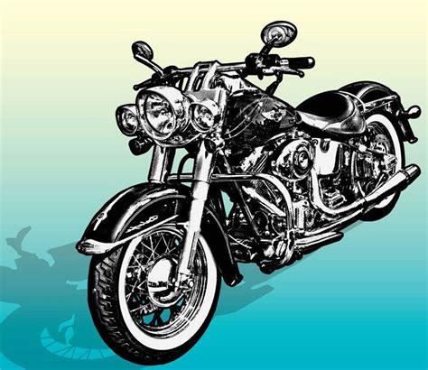 moto harley davidson hd dibujoswiki