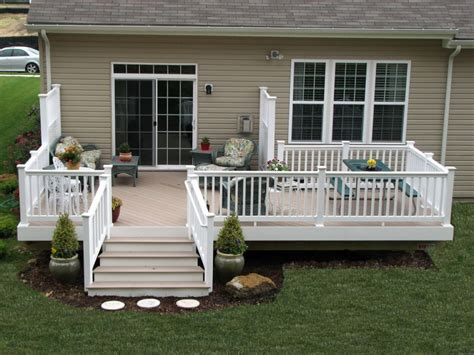 Mobile Home Deck Ideas Pictures by Mobile Homes Decks And Patios Studio Design Gallery