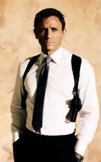 Daniel Craig James Bond Shoulder Holster