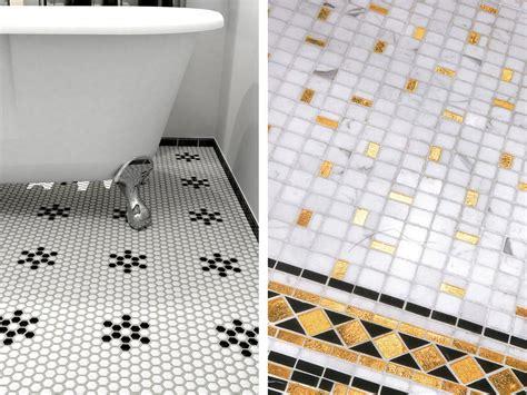 Deco Mosaique Salle De Bain Carrelage Mosa 239 Que Dans La Salle De Bains Id 233 Es Et