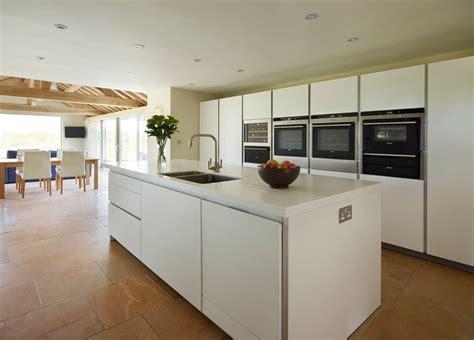 bulthaup b1 kitchen country home contemporain cuisine wiltshire par hobsons choice