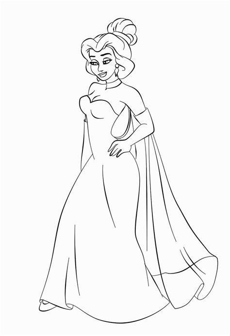 disegni da colorare per bambini principesse disney principesse disney da colorare la sirenetta ariel