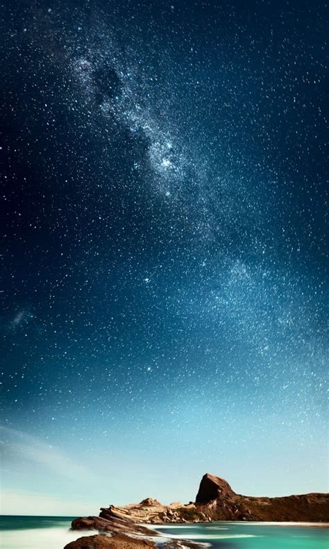 Night And Stars Hd Wallpapers For Nokia Lumia 920 928