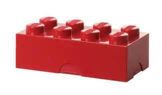 Red LEGO Block
