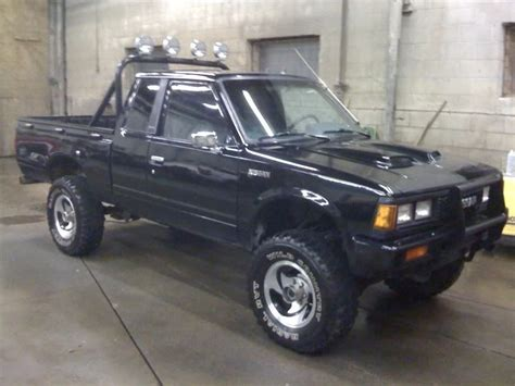 Datsun 720 For Sale by 1983 Datsun 720 4x4 For Trade Datsuns For Sale Wanted