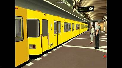 Bahn Berlin U7 F79 Trainz