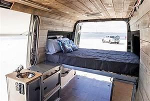 A Showcase Of Van And Minivan Conversion Ideas