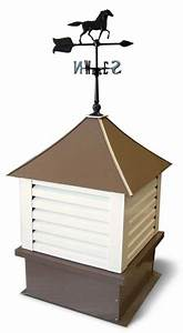 cupolas weather vanes steel roof and siding With cupola manufacturers