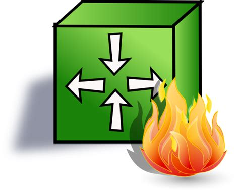 Firewall Symbol Clip Art At Clker.com
