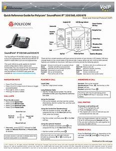 Download Free Pdf For Polycom Soundpoint Ip 670 Telephone