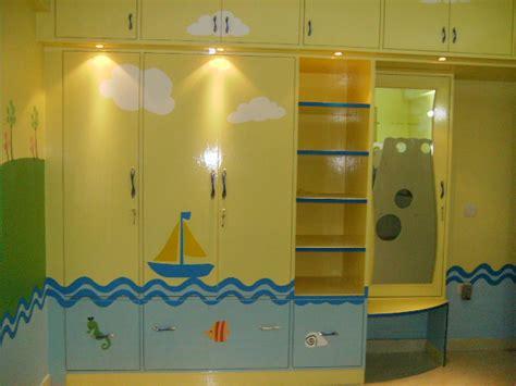 Pleasing Stunning Wardrobe For Kids Room