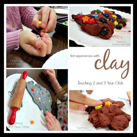 working with clay in preschool 942 | clayheader