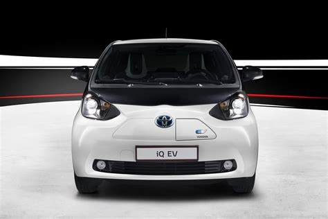 Toyota Iq Usa by Toyota Iq Ev Only 100 Units For Japan And Usa Image 133009