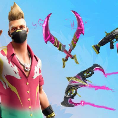 fortnite summer drift skin outfit pngs images pro