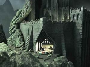 LOTR Scenery Building Hobbiton Orthanc Etc