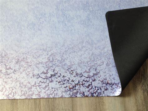 snow territory  game mat
