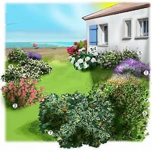 Beautiful petit jardin bord de mer gallery amazing house for Beautiful amenagement de petit jardin 4 tout savoir sur les jardins de bord de mer