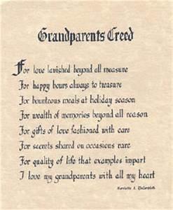 Grandparents Poems And Quotes. QuotesGram