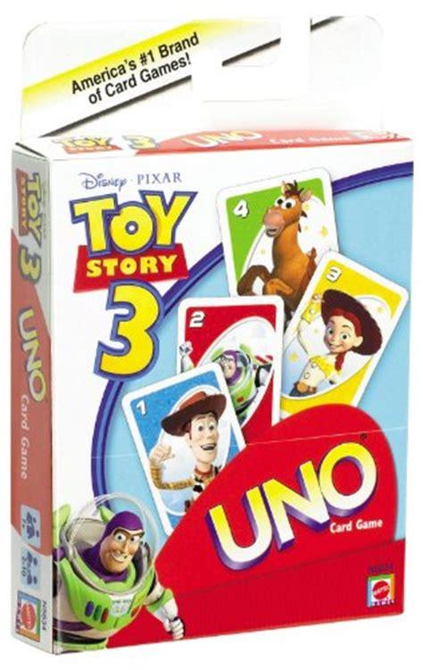 foto de Uno Toy Story 3 Helysion