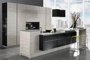 Küche Grau Holz : moderne k chen wir bauen ihre neue moderne k che r ~ Michelbontemps.com Haus und Dekorationen