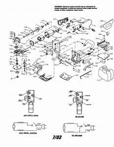 Porter Planer Genuine Parts