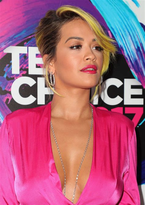 Rita Ora – Teen Choice Awards in Los Angeles 08/13/2017 ...