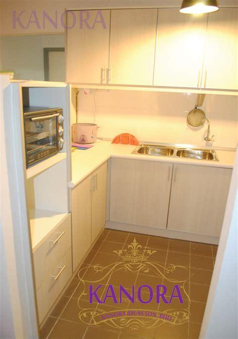 kabinet dapur untuk apartment desainrumahid