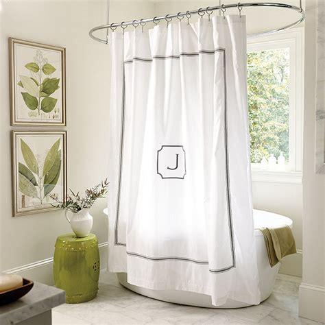 amelie embroidered shower curtain gray ballard designs