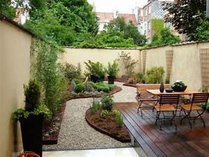 central jardin creation de jardins With amenagement d un petit jardin de ville 12 avant apras amenager un jardin tout en longueur