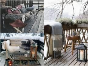 habiller et equiper sa terrasse pour l39hiver blog deco With photo deco terrasse exterieur 7 deco fausse cheminee