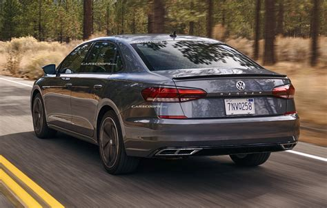 2020 Vw Passat by 2020 Vw Passat Brings New Looks Inside And Out To An