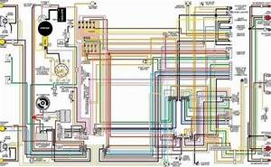 Photo Gallery For Ford Ranchero  U0026 Torino Color Laminated Wiring Diagram  1970-1973