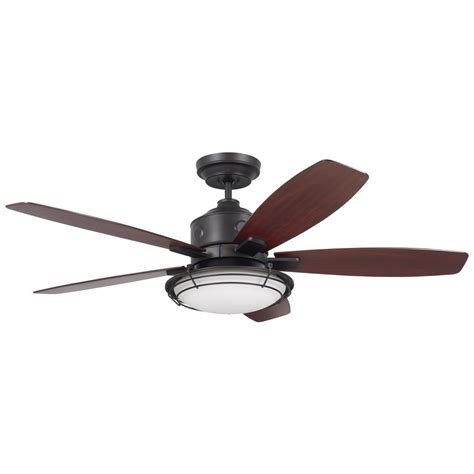 Troposair Titan 72 In Indooroutdoor Oilrubbed Bronze