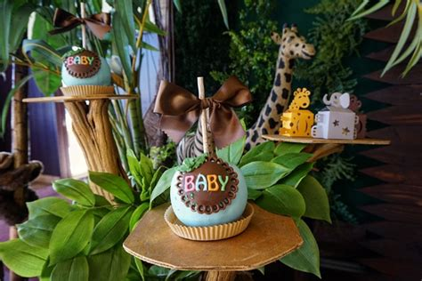 animal safari themed baby shower pretty  party party