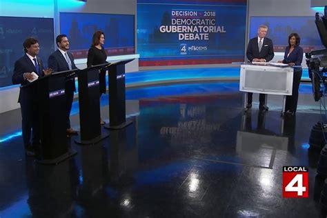 Democratic Candidates For Governor Talk Healthcare